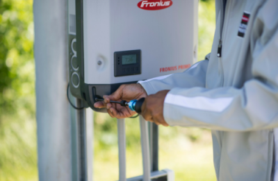 What's the most common installation error in a solar or battery installation?