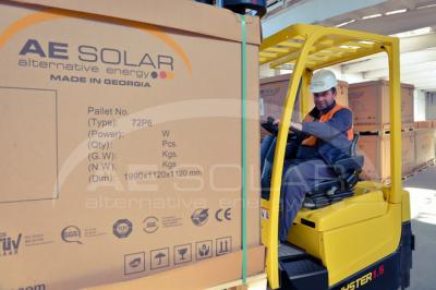Ứng phó biến đổi khí hậu với giải pháp pin năng lượng mặt trời Eclipse AE Solar