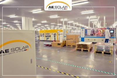 AE Solar xây dựng nhà máy mới tại Thổ Nhĩ Kỳ