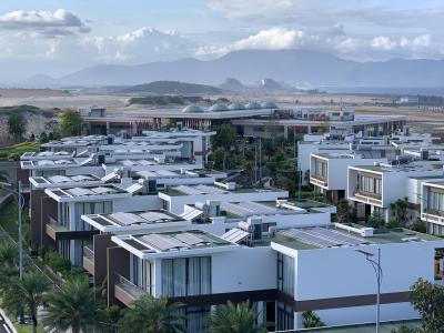 Điện mặt trời áp mái được các nước tiên tiến ưu ái
