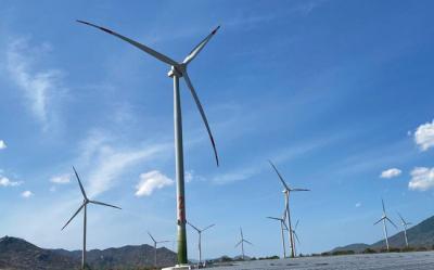 Đắk Lắk sẽ có thêm hai nhà máy điện gió 2.210 tỷ đồng